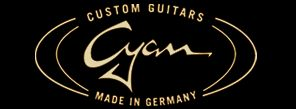 Cyan Custom Guitars